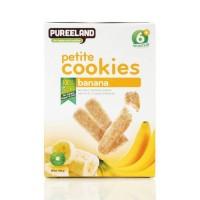 Makanan Bayi Cookies Pureeland untuk bayi 6 bln +
