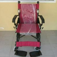 Kursi roda Sella treveling KY871LB
