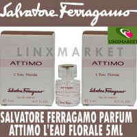 SALVATORE FERRAGAMO ATTIMO L'EAU FLORALE WOMEN 5ML MINIATURE PARFUM