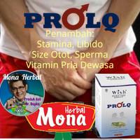 ProLQ / Pro LQ Obat Herbal Impoten / Lemah Syahwat By dr.Boyke