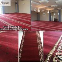 Termurah!Karpet Sajadah Untuk Masjid Asli Turki