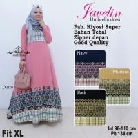 javelin maxy, maxi dress terbaru, gamis muslim cantik murah