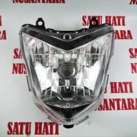 harga (cb 150 R / 150r Non Led) Honda Ori Head Light Lampu Depan / Reflektor Tokopedia.com