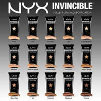 NYX - Invincible Fullest Coverage Foundation