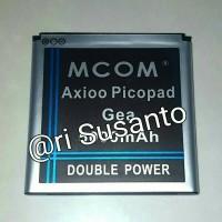 Baterai M-COM Axioo Picopad 5 Gea Double Power 5000mAh