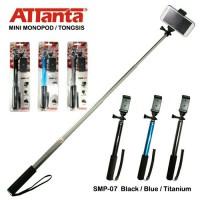 Tongsis anti karat/titanium Attanta SMP 07 GoPro/SJCAM/ Murah