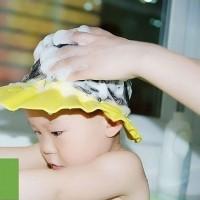 Jual Topi Keramas Anak / Shower Hat / Peralatan Mandi Bayi dan Anak Murah