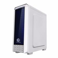 TERBATAS CUBE GAMING FIORAN - Full Acrylic Window - RGB List Bar 1X12C