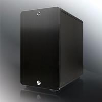 SPECIAL Rajintek THETIS BLACK CLASSIC - ATX - Aluminum Side Window PAL
