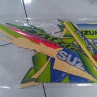 harga Striping Suzuki Satria 2 Tak Kenny Robert Tokopedia.com