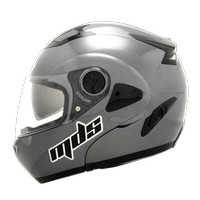 LIMITED EDITION helm Mds prorider Flip up abu abu TERMURAH