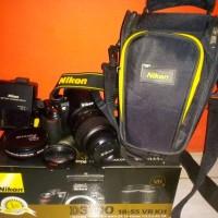 Kamera DSLR Nikon D3100 + Banyak Bonus