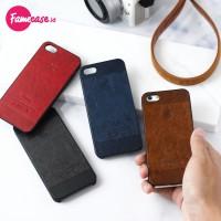 Jual Leather Case - Casing Case Hp - Iphone 4 4s 5 5s 6 - Harga Termurah! Murah