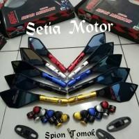 Spion Yamaha Nmax, R25, R15, Xabre, Vixion/ Spion Tomok Universal
