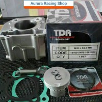 Blok Bore Up Kit Mio J/ Mio GT/ Soul GT/ X Ride 58.5MM ~ TDR Racing
