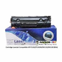 Harga cartridge toner compatible laserjet hp p1102 p1102w m1132 m1130 85a | Pembandingharga.com