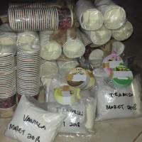 Bubuk Es krim /Cup 50 ml