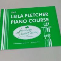 Buku piano Leila Fletcher Piano Course book 1