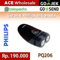 Alat Cukur Kumis Jenggot - Shaver PHILIPS PQ 206 - mesin PQ206 philip