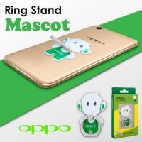 I-ring Lucu Slim Premium Original Kuat I Ring Android Logo Oppo Vivo