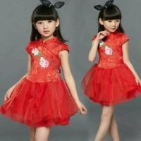 red sumi kida dress