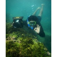 Dicapac WP-S10 Waterproof Case for DSLR Camera High-End