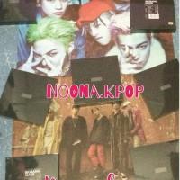 Bigbang MADE The Full Album, First Press +poster (CD Official Korea)