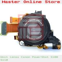 Lensa Kamera Camera Digital Saku Canon Powershot S100 S110 Harga Murah