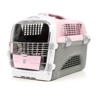 kandang travel anjing/kandang kucing - pet travel box