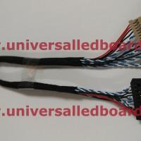 LVDS DF14-20P-S8L-250-DB2.0-20P