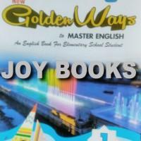 BUKU BAHASA INGGRIS GOLDEN WAYS SD KELAS 1-6