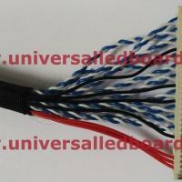 LVDS FI-30P-D8L-330-DB2.0-30P (panjang 330mm)