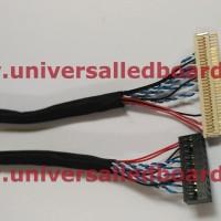 LVDS FI-30P-S8L-330-DB2.0-30P (panjang kabel 330 mm)
