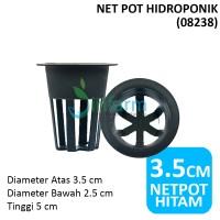 Net Pot Diameter 3.5 cm, Tinggi 5 cm untuk Hidroponik