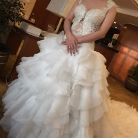 WEDDING GOWN MURAH