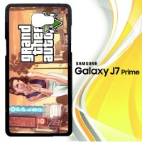 Grand Theft Auto 5 V Z0394 Casing HP Samsung Galaxy J7 Prime Custom C