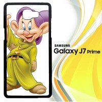 Disney Snow White 7 Dwarf Dopey Z0704 Casing HP Samsung Galaxy J7 Prim