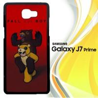 Fall Out Boy Folie a Deux F0444 Casing HP Samsung Galaxy J7 Prime Cus