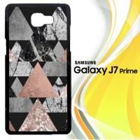 Fauk Rose Gold E0653 Casing HP Samsung Galaxy J7 Prime Custom Case Co