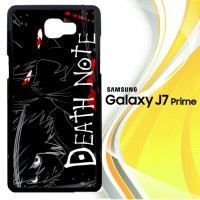 Death Note Anime Z0463 Casing HP Samsung Galaxy J7 Prime Custom Case