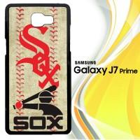 Chicago White Sox Z3121 Casing HP Samsung Galaxy J7 Prime Custom Case