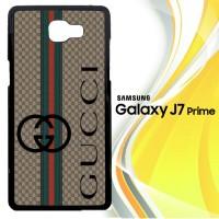 gucci wallpaper X3121 Casing HP Samsung Galaxy J7 Prime Custom Case C