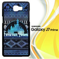 Forever Young Disney Aztec Pattern Design F0848 Casing HP Samsung Gala