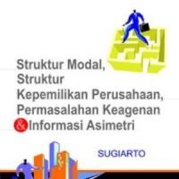 Struktur Modal, Struktur Kepemilikan Perusahaan, Permasalahan Keagenan