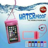 Sarung HP Anti Air Waterproof Case Underwater Handphone Smartphone Pol