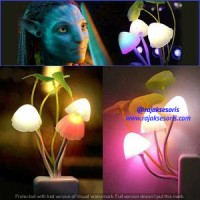 Harga Lampu tidur sensor cahaya Avatar lampu jamur Led lamp elektronik room | WIKIPRICE INDONESIA