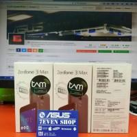 Asus Zenfone 3 Max RAM 2GB internal 32GB Grs Resmi