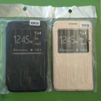 Flipcover Smartcase SONY E4/Sarung HP SONY ERICSON E4