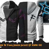 Jaket Kamen Rider Fang JOker W
