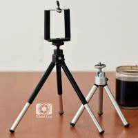 harga Aluminium Mini Tripod + Holder U For Smartphone / Hp / Kamera Digital Tokopedia.com